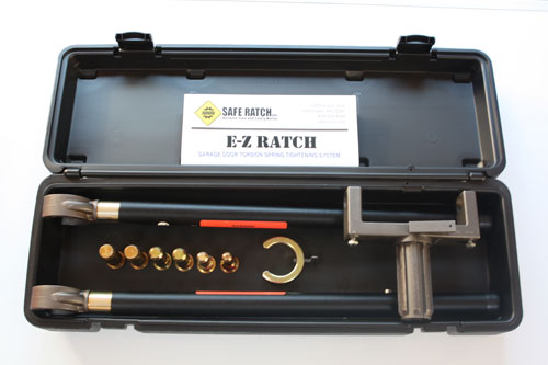 E-Z RATCH Torsion Spring Tightener Kit
